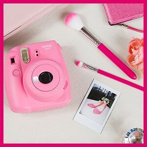 instax pink rosa